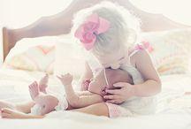 Toddler & Newborn