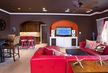 Game Rooms and Play Rooms