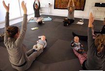 PranaSol Mummy & Baby Yoga