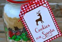 christmas cookie jar gift