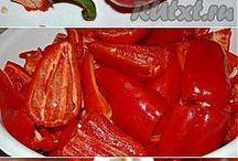 болгарский перец паста