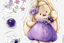 Bunny Mee // Зайка Ми