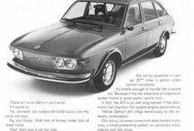 Research Car 70's Ads