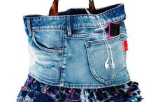 Moda: riciclo creativo! - How to Recycle Clothes!