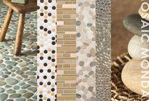 #MosaicMonday / Mosaic's by Emser Tile