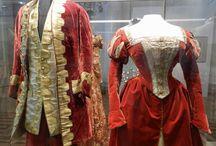 Maria Feodorovna's (I) clothing
