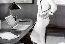 { Boardroom Style } / by Maison de Papillon