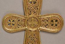 XXII Byzantine Crosses