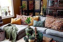 Moroccan Room Decor