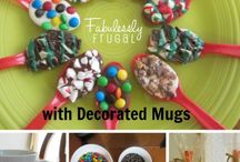 christmas gifts to make with kids