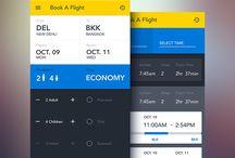 Travel App Design / Travel App Design