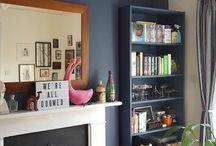 Paint colour scheme