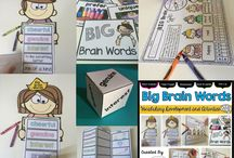 Language Arts for First Grade
