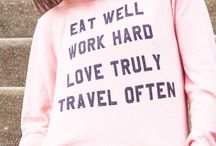 Instagram Post Nuff Said! Happy Humpday Darlings! How are you going to make today awesome? Image via: @travelfitlove via @selfmagzine