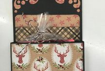 Els van de Burgt Studio - Holiday Projects / by Elizabeth Craft Designs