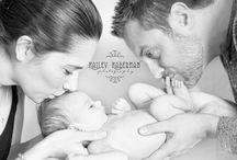 Pregnancy + newborn