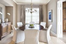 dining room / by Hammer&Cloth