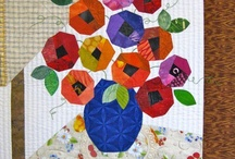 Patchwork-patterns , ideas, tutes