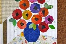 Patchwork-patterns , ideas, tutes