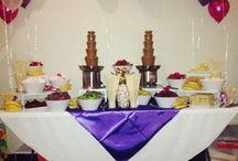 Chocolate candy sweets / Chocolate candy sweets