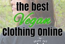 Vegan non-food