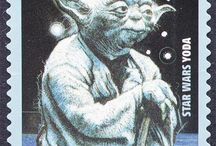 """Stamp Wars: el despertar de los sellos / Igual nos han intentado colar que la última de Star Wars se llama """"El despertar de la Fuerza"""", pero en realidad con """"Fuerza"""" lo que quieren decir es """"la fuerza de voluntad que hace falta para decir que no a una tarde de tapeo"""". http://bit.ly/stamp-wars-ii"""