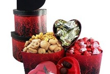 Gift Baskets: Valentine / Send your sweet wishes this Valentine's Day the Art of Appreciation way - with decadent gourmet goodies presented in gorgeous splendor!