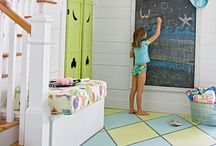 Kids Bedroom Ideas / by Kim Augeri