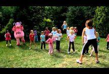 Cviční ve školce