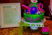 Birthday Party / by Candis Moyer