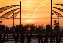 Beautiful Sunsets / by Redondo Pier