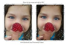 Snapped by You-Polished by PbV / by Portraits by Valerie