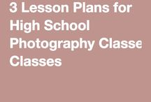 Photography lesson ideas