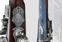 Historyc guns