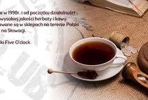 Tea Club Marek Brzezicki / Sprzedaż herbaty, kawy, dodatków oraz akcesoriów.