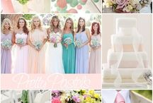 Plan by Color ~ Pretty Pastels