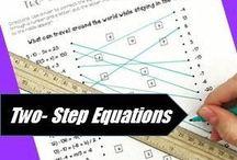 .:: Math - equations ::.