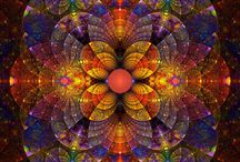 Kaleidoscope Dreams / I love factual art