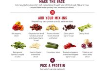 Food network mag recipes / by Debra Langford