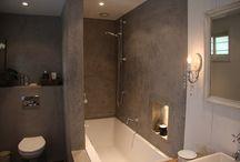 Ideeën voor badkamer