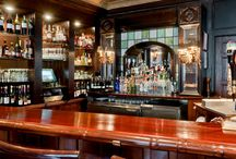 Bar and Restaurant Interiors / Great bar and Restaurant spaces: We love refinishing and restoring bars and restaurants​ and bringing back the character of these spaces.