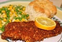 Food - Fish / by Kelly Wrobel Zack
