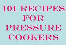 Pressure Cooker Meals / by Robert Lozina