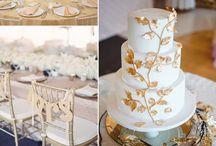 Wedding - Gold