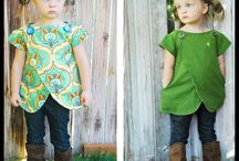 Sewing - Kids Clothes to Sew / Patterns & ideas for kids sewing & dressmaking