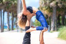 Yoga...loving life...