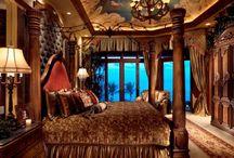 Bedrooms / by Jackelyn Kozak Mclaughlin