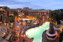 Grand Californian Resort / Disneyland's Grand Californian Resort in Anaheim, California.