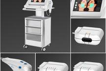HIFU-vysokointenzívny cielený ultrazvuk / Na omladenie pokožky,odstránenie vrások