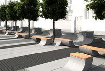 Mobilier stradal / Mobilier stradal si mobilier urban realizat la comanda, marca Novakim Group.